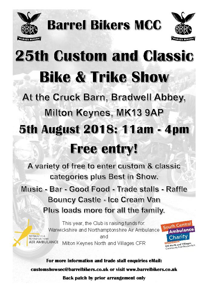 Custom Show Invite